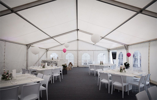 Zeltverleih Saarland Partyzelt Priester GmbH