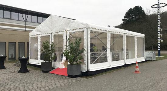 Partyzelte Saarland Zerltverleih Priester GmbH